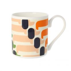 Tasse Sausage Dog | Orange