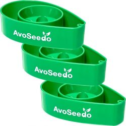 AvoSeedo Set of 3 | Green