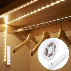 Bande LED avec Capteur de Mouvement