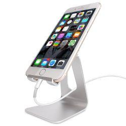 Aluminium-Tablett- und Smartphone-Halterung