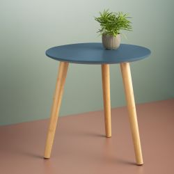 Table d'Appoint | Tapisserie Bleue
