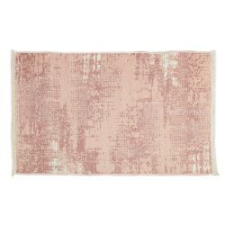 Carpet NK 01 | Cream, Pink