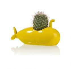 Blumentopf Submarine Medium | Gelb