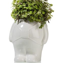 Planter Astronaut Large | White
