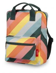 Backpack Medium | Stripe Rainbow