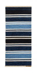 Wool Rug Tom | Blue