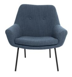 Lounge Chair | Blau