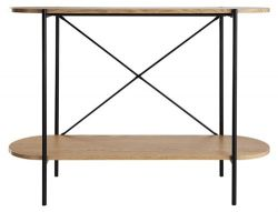 Console Table | Black / Wood