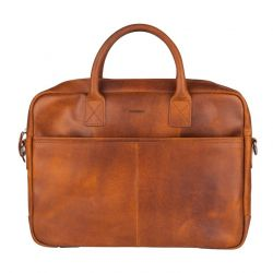 Laptopbag | Cognac