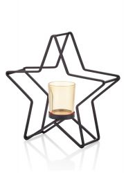 Candlestick Star | Black