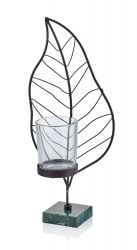 Candlestick Leaf | Black