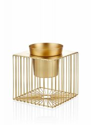 Decoratieve Pot | Goud