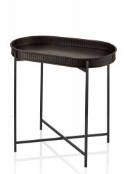 Table d'Appoint | Noir
