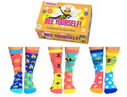 Socken Bee Yourself | 6er-Satz