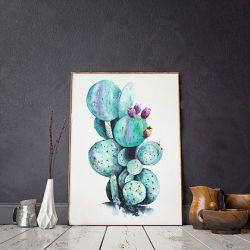 Cactus Love Poster
