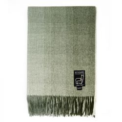 Horizon Throw | Botanic Green