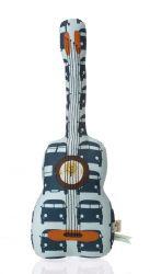 Kissen für Gitarre