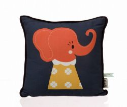 Marionette Cushion Elle Elephant