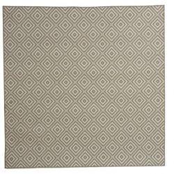 Teppich Evora 200 x 200 | Beige