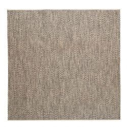 Teppich Elvas 200 x 200 | Grau