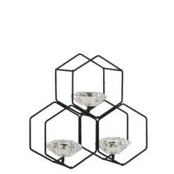 Tealight holder Honeycomb Small