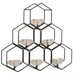 Tealight holder Honeycomb Large