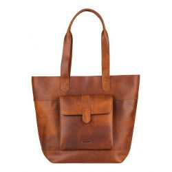Shopper Bag | Cognac