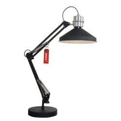 Zappa Lampe de Table | Noir
