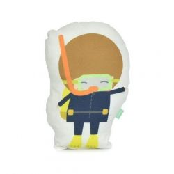 Cushion 40 x 30 cm | Diver Boy