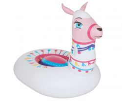 Inflatable Pool Floater Llama