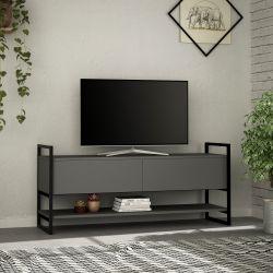 TV-Möbel Metola | Anthrazit