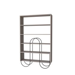 Bookcase Norfolk | Light Brown
