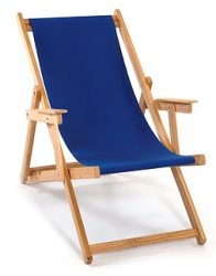 Beach Chair | Blue