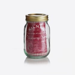 Glass Preserve Jar 500 ml