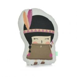 Cushion 40 x 30 cm | Indian Girl