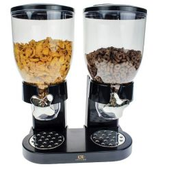 Cornflakes Dispenser | Zwart