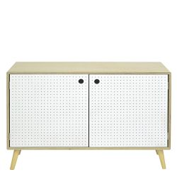 Riverside Cupboard 83 x H 55 cm | White