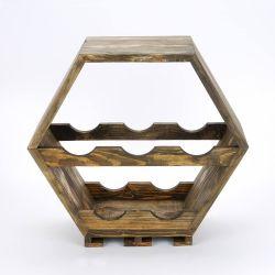 Wandregal Küche | Fichtenholz
