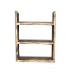 Wall Shelf Aa029 | Walnut
