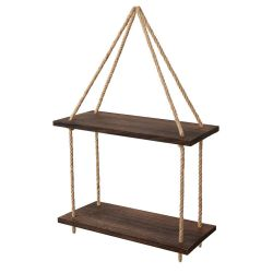 Double Shelf | Spruce Wood
