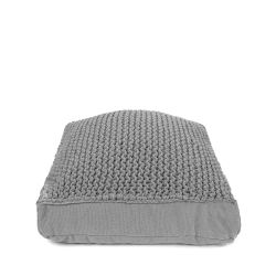 Pouf Square | Light Grey