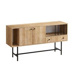 Console Freya | Oak-Black