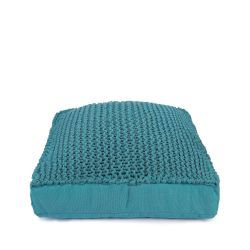 Pouf Square | Turquoise