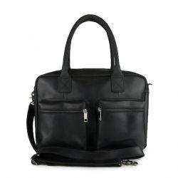 Westliche Tasche | Schwarz