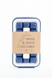 Eiswürfelbehälter | Saphirblau