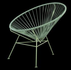 Condesa Chair | All Sea Green