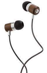 Vers 7E Earphones Walnut