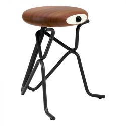 Companion Stool | Black