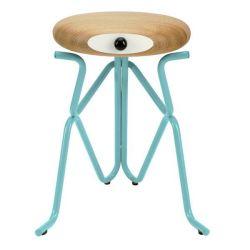 Companion Stool | Turquoise