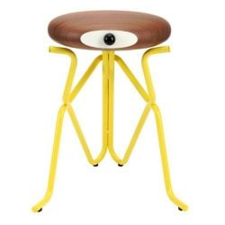 Companion Stool | Yellow